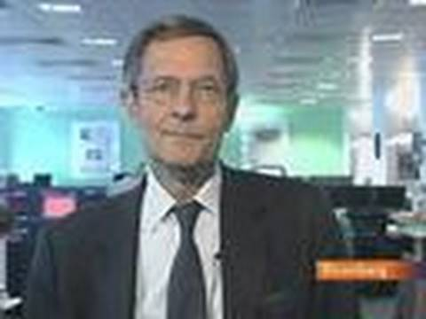 BNP's D'Arvisenet Sees Spain's Rating Cut Hurting Growth: Video