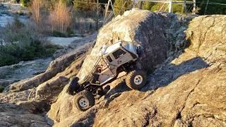 Godzilla Trx4 Sport Jeep Fc Truggy