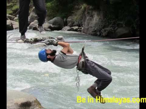 Adventure tourism in Jammu and kashmir