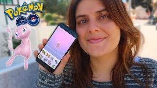 ¡¡CAPTURANDO A MEW! COMPLETO LA POKÉDEX DE KANTO, POR FÍN! Pokémon GO
