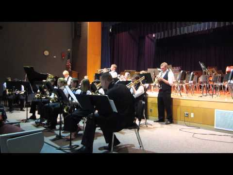 "Maple Hill High School Jazz Band ""In The Stone"""