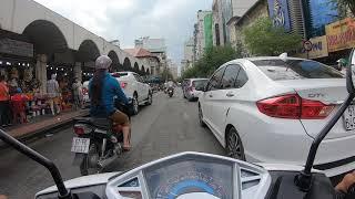 Đường Đồng Khởi ( Tự do cũ ) Q 1 về Nguyễn Trãi Q5