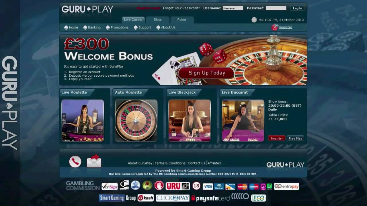 Best casino affiliates gambling industry history