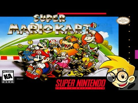 Super Mario Kart - Mega Nostalgia