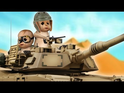 BABY TANK! (Gmod Prop Hunt)