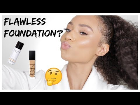 Flawless Foundation Routine  You need to know!!