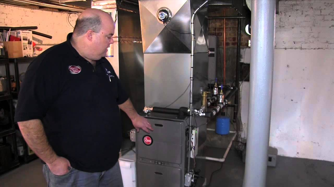 What Is A Hydronic Forced Air Heating System Chicago