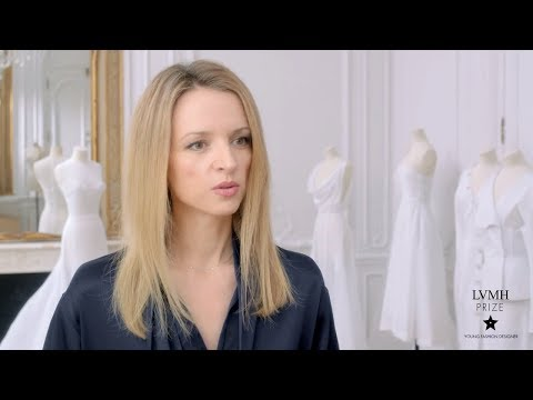 LVMH PRIZE - Interview of Delphine Arnault (EN)