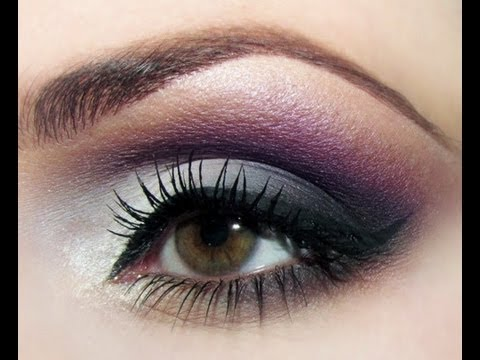 how-to-soft-smokey-purple-grey-eyeshadow-romantic-tutorial.html