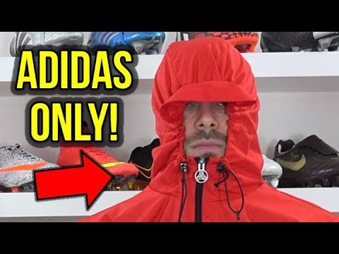 ADIDAS ONLY EDITION - WHAT'S IN MY SOCCER BAG