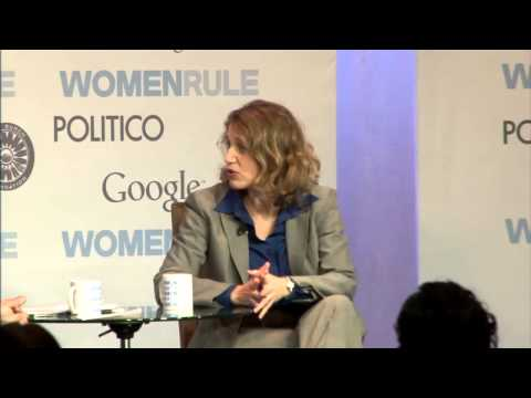 OMB Director Sylvia Mathews Burwell at Women Rule Summit