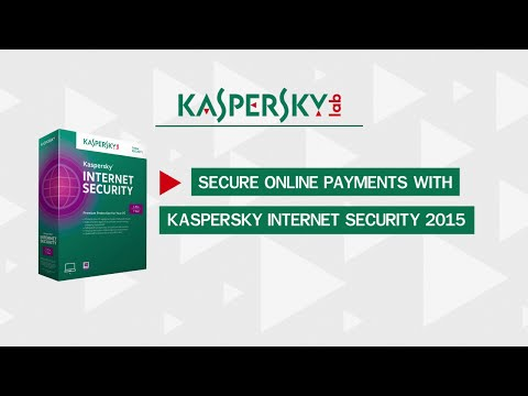 Safe Money in Kaspersky Internet Security 2015: How to protect transactions