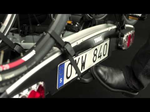 Thule EuroClassic G6 bagażnik rowerowy na rower hak