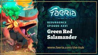 Faeria - Resurgence - Green Red Salamander (feat. Underground Boss)