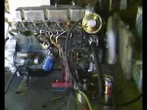 Nissan ld28 marinizado #2