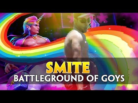 SMITE: Battleground of the Goys