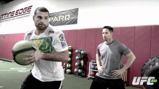 UFC Rio: Shogun's Strength & Conditioning