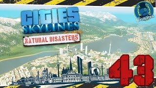 Cities Skylines: Natural Disasters - Nueva Zona Hotelera - Austria #43 | en Español