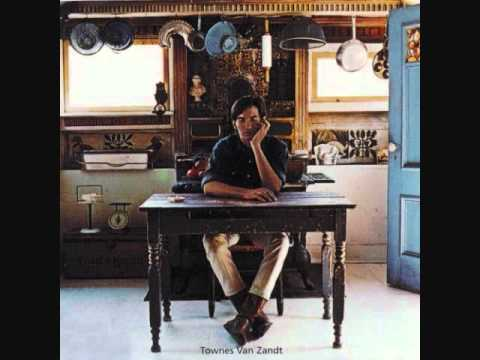 Townes Van Zandt - Waiting Around To Die