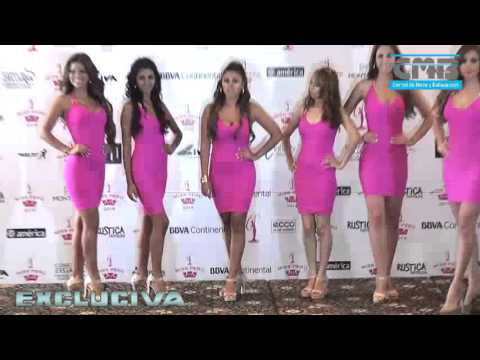 80 Candidatas (2do Grupo De 5) Miss Peru Universo 2016