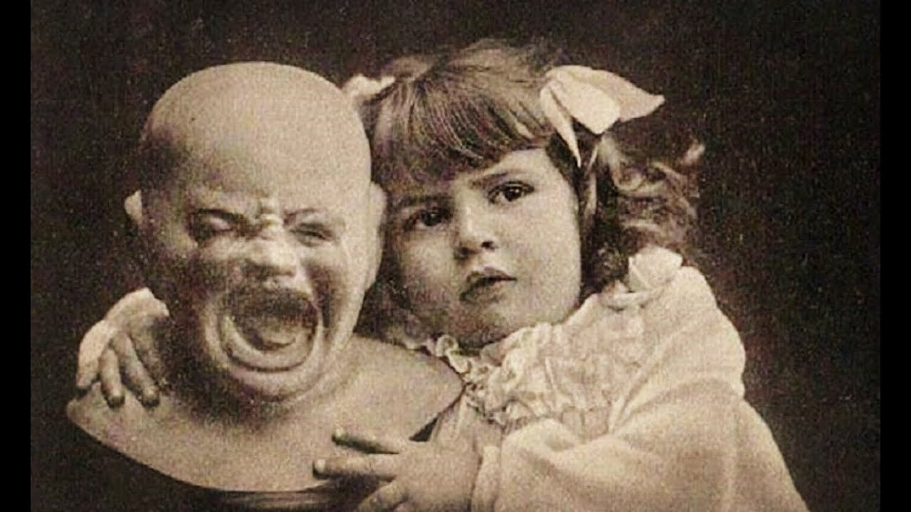 24 Downright Creepy Items From The Past - Strange Victorian Items Creepy pictures from the 1800s