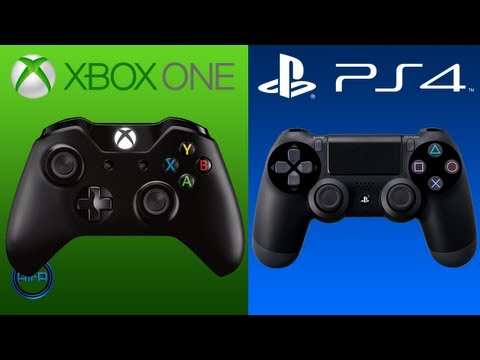 PLAYSTATION 4 & XBOX ONE Release Date! - New Console Dates! - (Sony PS4 & Microsoft Xbox 1)