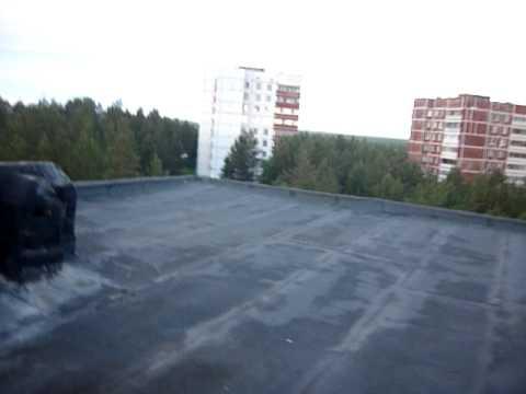 Крыши моего города-2:)