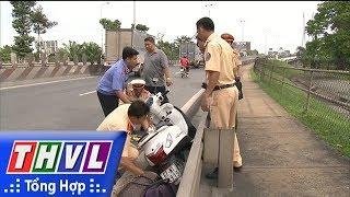 THVL   Tai nạn giao thông đoạn dốc cầu Mỹ Thuận làm 2 người thương vong