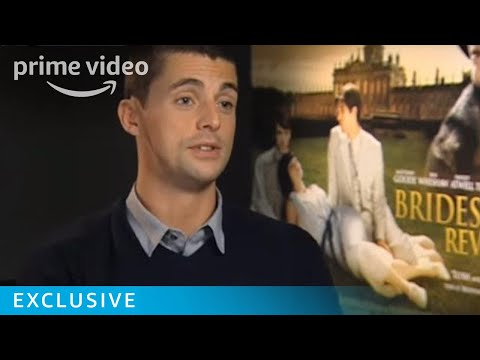 Charming Matthew Goode - flirty interview