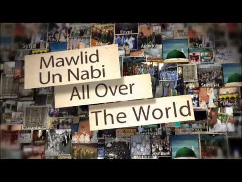 Eid E Milad (Mawlid Un Nabi) Celebration All over the world