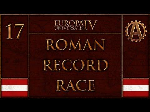 EUIV The Holy Roman Record Race 17