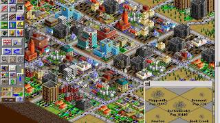 SimCity 2000 on hard difficult #04