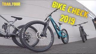 Bikecheck bei Canyon l Stadtwald Koblenz - Vlog #36 - Supersmashbikes