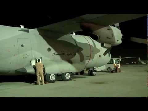 Alenia C-27J Spartan First Flight