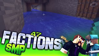 Minecraft Factions SMP #47 - Underground Water Network!  (Private 1.9 Factions Server)