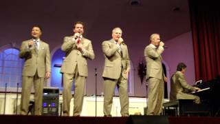 Triumphant Quartet sings Because He Loved Me