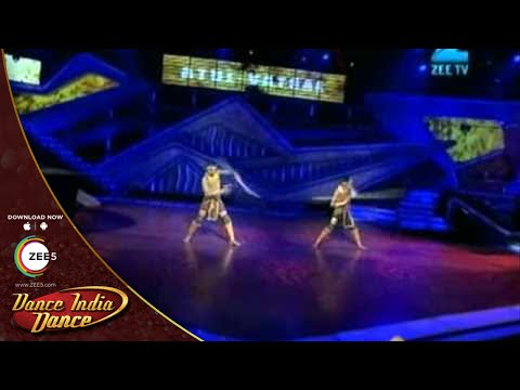 DID Dance Ke Superkids - Episode 3 of 1st September 2012 - Dance Performance 6