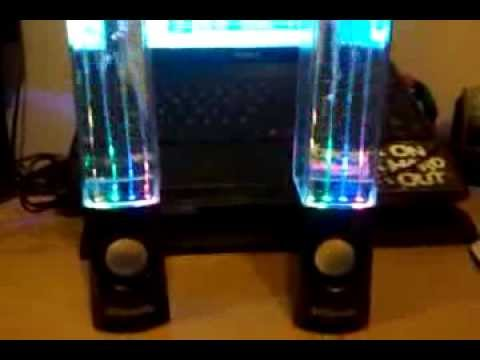 Neon Water Speakers Neon Speakers