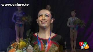 Melbourne - Vanessa Ferrari (Italy) - Corpo libero