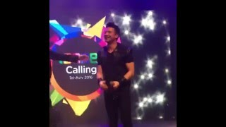 Israel Calling. Sergey Lazarev - You are the only one [Russia] (Eurovision Pre-Party 2016)
