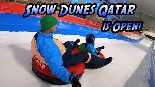 Snow Dunes Qatar Is Now Open!