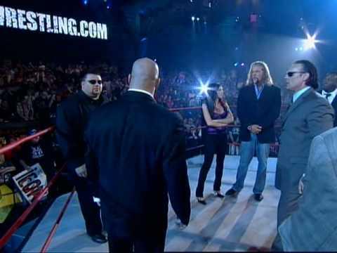 TNA: Sting Takes Control Of Main Event Mafia