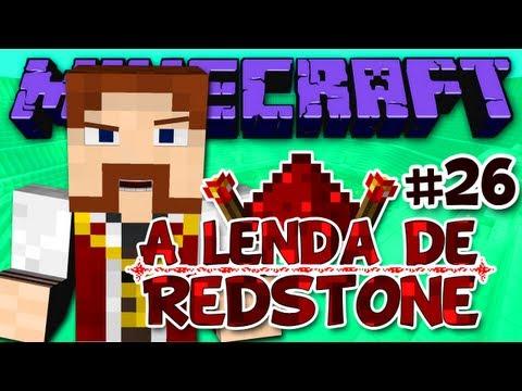 A Lenda de Redstone Power Tool e Evolução #26 Minecraft