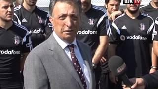 Nevzat Demir Tesislerinde Efsane Başkanımız İçin Saygı Duruşu Gerçekleştirildi