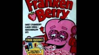 Monster Cereal Song- Frankenberry, Boo Berry, Count Chocula