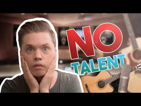 HOW TO MAKE A #1 SONG - WITHOUT TALENT 2017