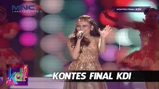 Ayu Ting Ting 34 Yang Sudah Ya Sudahlah 34 Kontes Final Kdi 2015 25 5