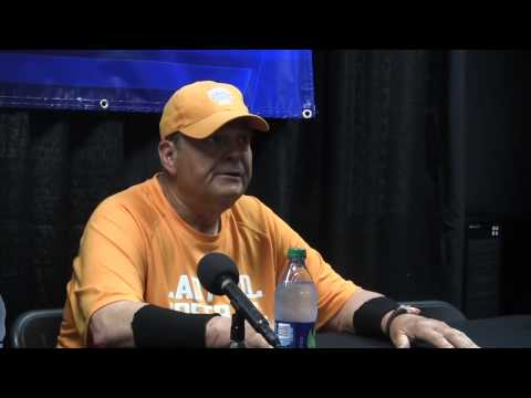 Knoxville Super Regional: UT Post Practice - Ralph Weekly (5/23)