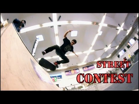 Skateboard Street Contest - XD Young Fest