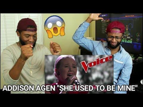 The Voice 2017 Addison Agen - Top 12: